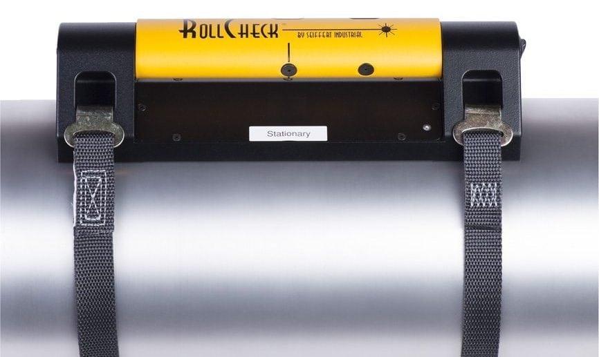 Sistema de alineación láser verde RollCheck®