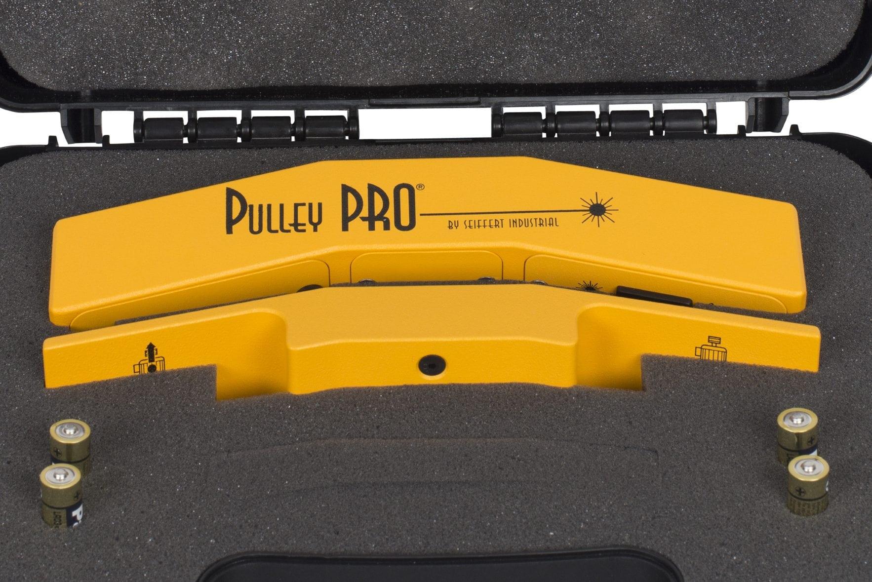 V Belt Alignment Tools | Align Drive Pulleys Quickly