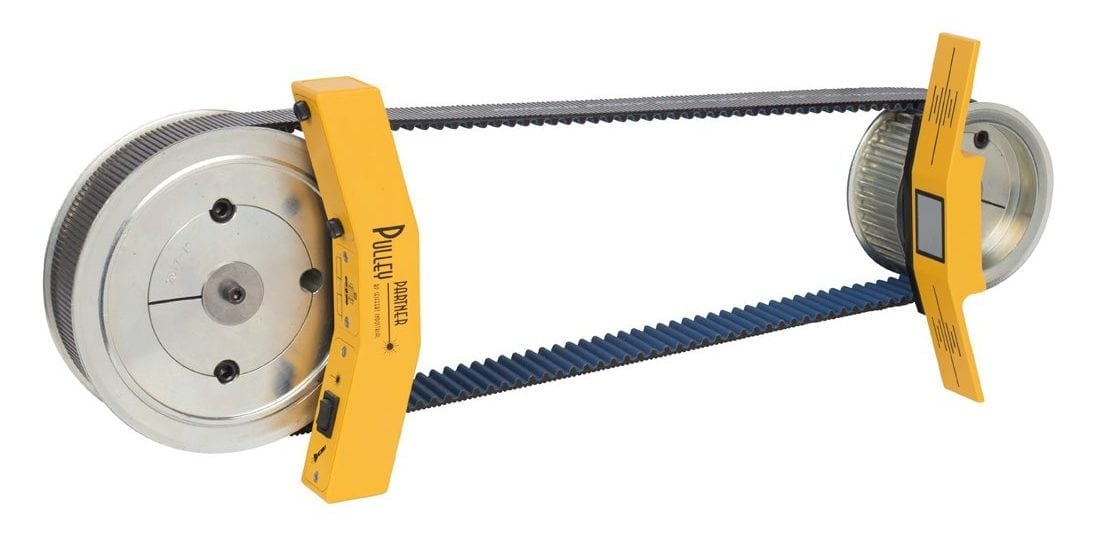 Laser Pulley Alignment Tools | Pulley Partner KX-2500