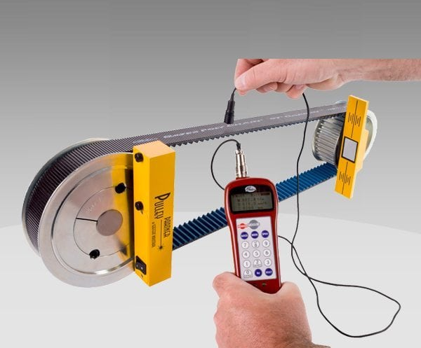 Frequency Measuring Tools : Sonic belt tension meter measure vibration frequency