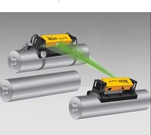 Alquiler equipos láser de alineación
