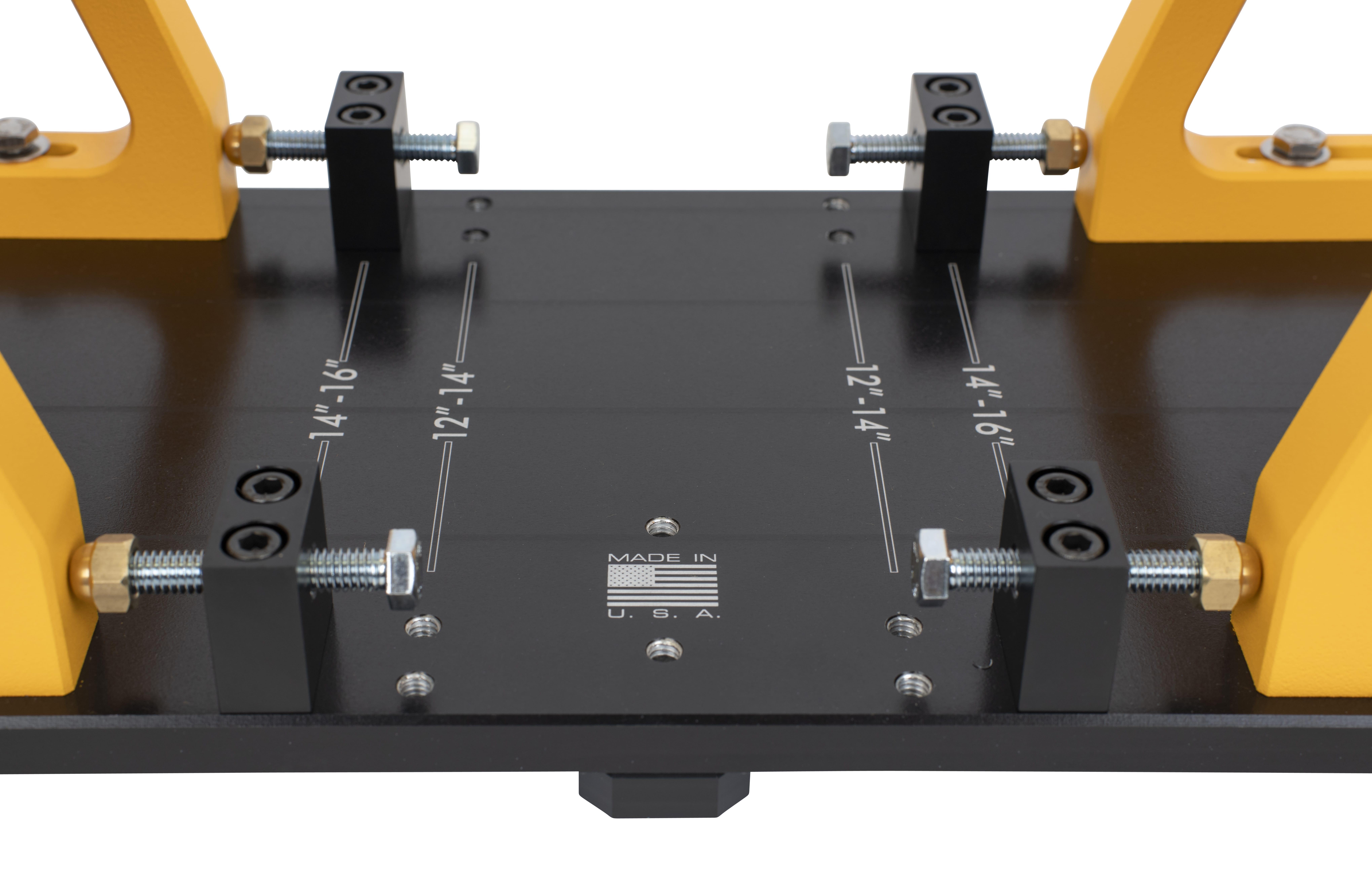 Alignment & Belt Tensioning Trainer KX-6550-ST