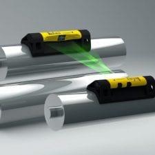 Laser Roll Alignment